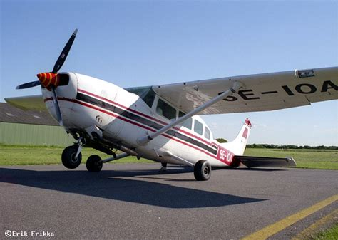 Danish register of civil aircraft - OY-CHP - Cessna 207 ...