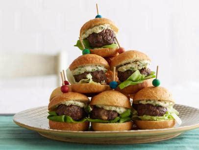 mini meatball heroes recipe giada de laurentiis