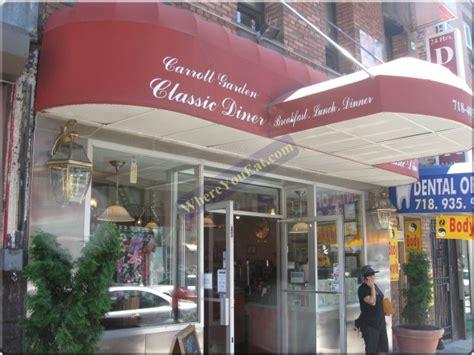 carroll gardens restaurants carroll gardens classic diner american restaurant in