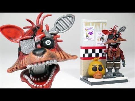 fnaf phantom foxy  cam  hallway mcfarlane toys