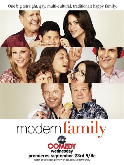 modern family tv series 2009 filmaffinity