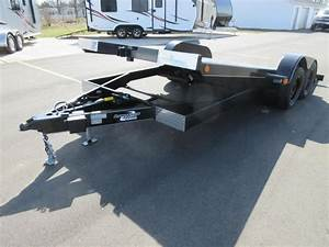 2019 Nation Tilt Bed Open Car Hauler W  Hydraulic Dampening