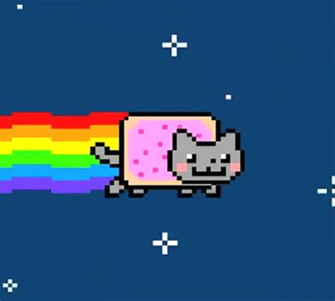 Finn And Jake Wallpaper Rainbow Cat Gifs Find Share On Giphy