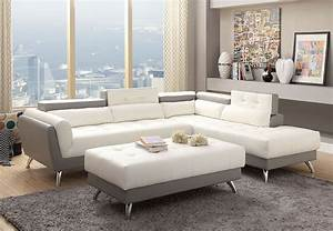 Contemporary, Sectional, Sofa, U2013, Miami, Gallery, Furniture