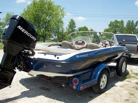 Jon Boats For Sale Cincinnati by Ranger New And Used Boats For Sale In Oh