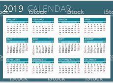 カレンダー 2019 用ます 2019年のベクターアート素材や画像を多数ご用意 531559654 iStock