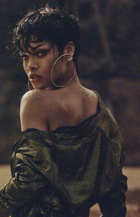 15 New Rihanna Pixie Hair   Pixie Cut 2015