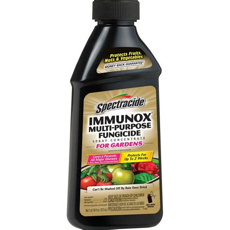 spectracide immunox 16 oz fungicide for gardens hg 51000