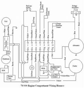 Engine Wiring Diagram 930