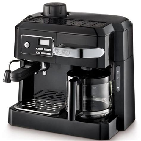 espresso and coffee maker delonghi 10 cup coffee maker bco320t the home depot