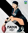 Pin by Marcos Orduno on TAYA VALKYRIE | Wrestling divas ...