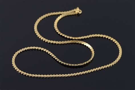 14k Serpentine Link Chain Yellow Gold Necklace 1775. Alzheimer Awareness Bracelet. Named Wedding Rings. Silver Ring Bracelet. Solitaire Ring. Faith Pendant. Kid Birthstone Necklace. Linked Bracelet. 18k Gold Wedding Rings