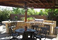 great patio barbecue design ideas Achieving Great Outdoor Barbecue Setups