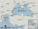 Europe Map Sea Of Azov