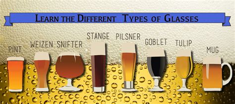 A Beer Drinker's Guide To Glassware