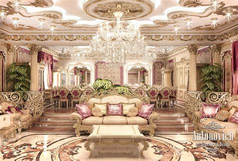 Luxury Designs : Luxury Antonovich Design Uae