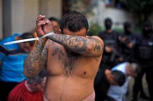 El Salvador To Become Deadliest Peace