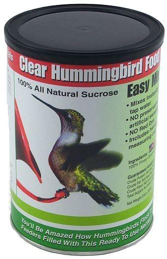 easy mix hummingbird nectar clear 48 oz