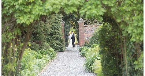 A Secret Garden Wedding With A Woodland And Travel Theme