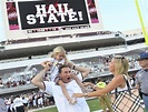 MSU Moves to 2-1 in Blowout Victory
