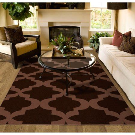 walmart large area rugs nxt large quatrefoil olefin area rug walmart