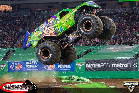 Glendale Monster Jam 2018  Jester Monster Truck