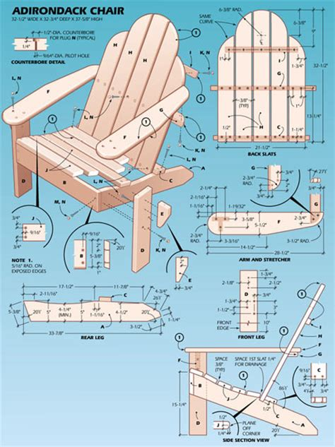 chaise ik a free woodworking plans adirondack chair plans