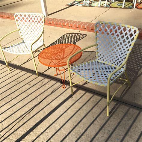 outdoor furniture refinishing los angeles santa