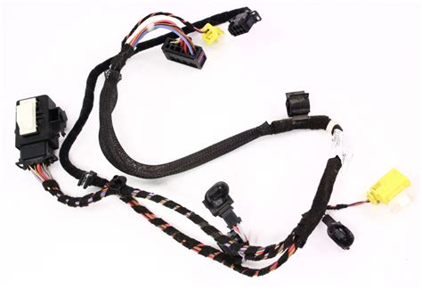 Front Seat Wiring Harness Jetta Side Air