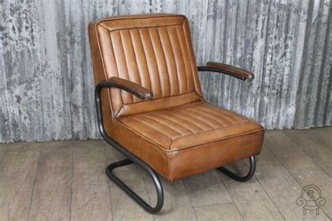 Car Armchair by This Leather Armchair Is Based On A 1950s Classic