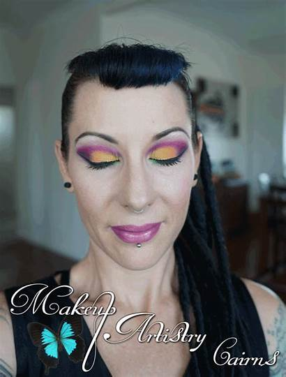 Makeup Rainbow Cairns Artist Looks Being Pretty