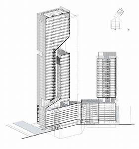 Reforma Towers Mexico City  Richard Meier  U0026 Partners