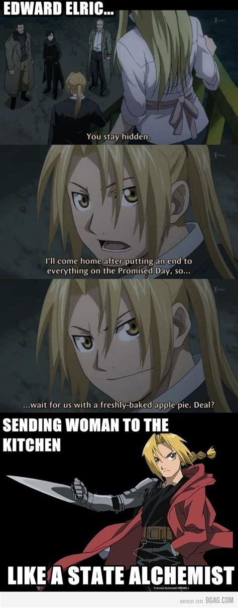 Full Metal Alchemist Memes - fullmetal alchemist memes pictures to pin on pinterest pinsdaddy
