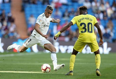Villarreal 1-1 Real Madrid: 5 Talking Points as Los ...