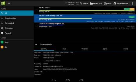 android torrent applicazioni torrent per android