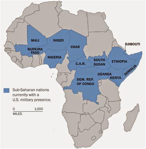 war news updates current  military deployments  africa