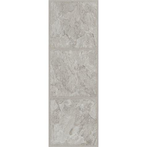 TrafficMASTER Allure 12 in. x 36 in. Shale Grey Luxury