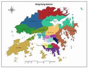 Hong Kong Districts