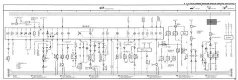 toyota land cruiser 1990 1998 electrical wiring
