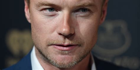 Ronan Keating Reveals He Auditioned For 'the Hobbit' And