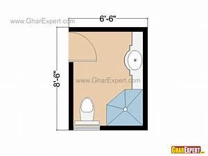 Small 3 4 Bathroom Floor Plans additionally Square Grid