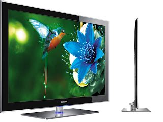 Samsung 55 Led LCD TV - Get More Out of Less | The Best 3D ...