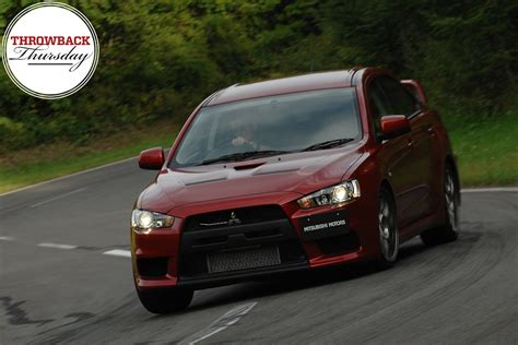 Mitsubishi Lancer Evo 2008 by 2008 Mitsubishi Lancer Evolution X Review