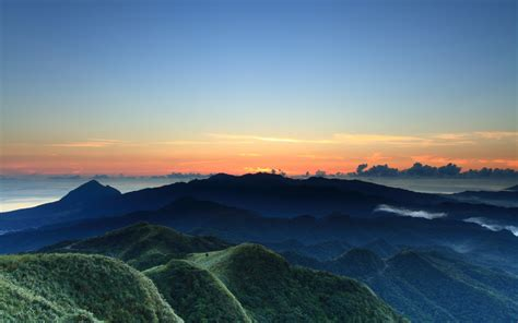 nature, Landscapes, Mountains, Hills, Sky, Clouds, Sunset ...