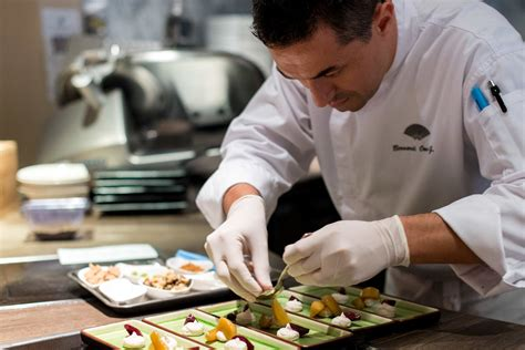 cuisine de chefs up and personal with chef de cuisine omar bernardi
