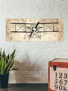 Airplane prints set of pieces nursery art decor wall