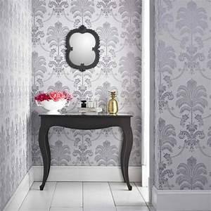 Papier Peint Art Deco : papier peint tendance 50 id es pour une maison moderne ~ Dailycaller-alerts.com Idées de Décoration