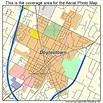 Aerial Photography Map of Doylestown, PA Pennsylvania