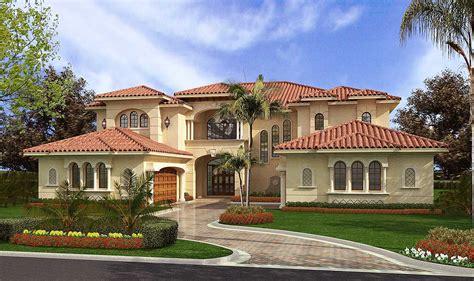 Luxury Mediterranean Style 32065AA Architectural