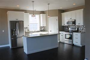 5322 White Kitchen Large Center Island Kitchen Layout Shaped Description Spaciou Best L Shaped Kitchen Layout